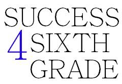 Success 4 Sixth Grade 2019