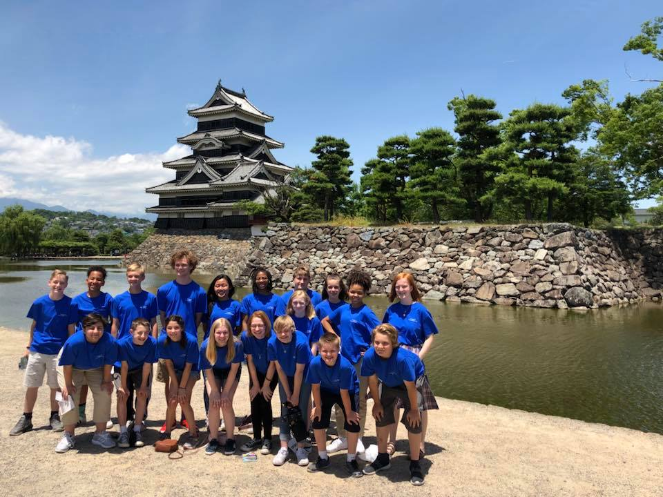 Application Period Open For Trip to KOFU, Japan
