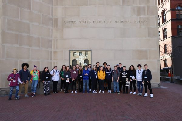 2020 8th Grade DC Trip